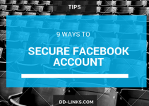 9 Tips to secure your Facebook account easily