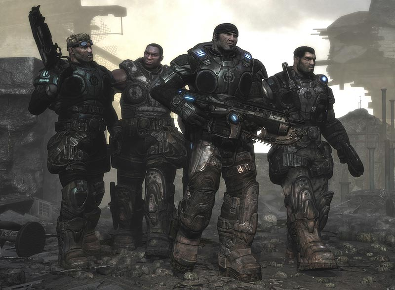 Gears of War full pc game
