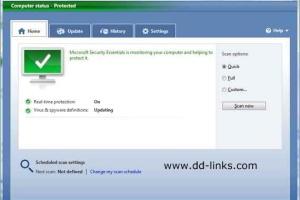 Download Microsoft free antivirus protection