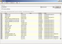 Find and remove Duplicate Files via BitFinder