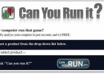 Can you run it – Can you run this game