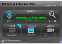 Download free Panda Cloud Antivirus