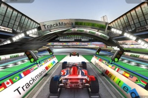 play trackmania nations forever